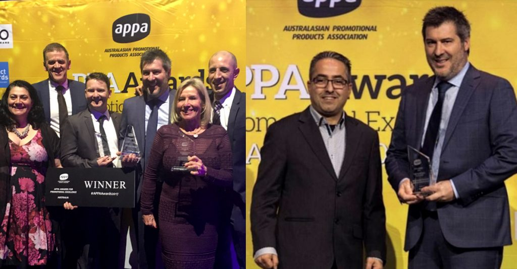 Arid Zone celebrates winning Platinum Award For Overall Excellence at APPA Awards 2017