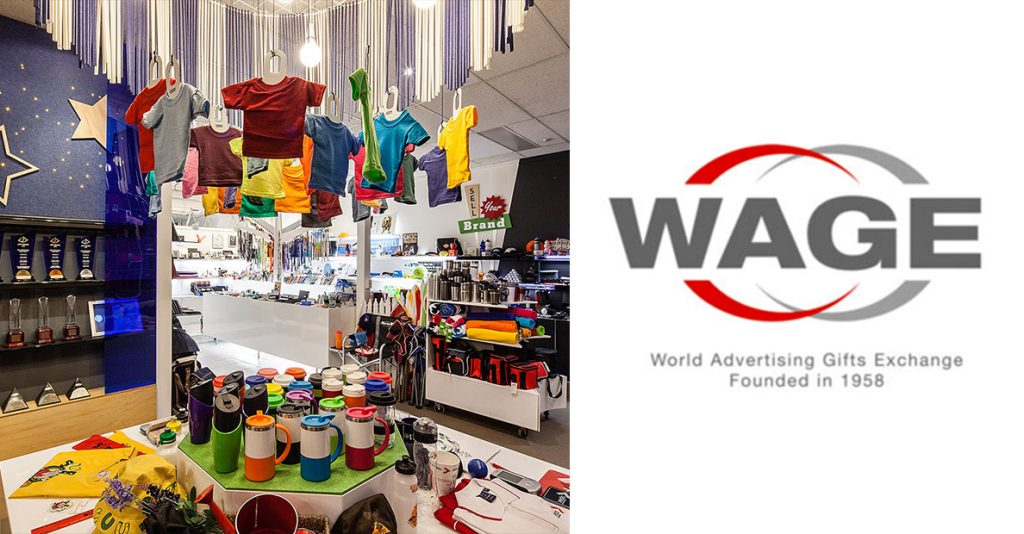 Arid Zone Group becomes the Australian member of WAGE (World Advertising & Gifts Exchange) founded in 1958