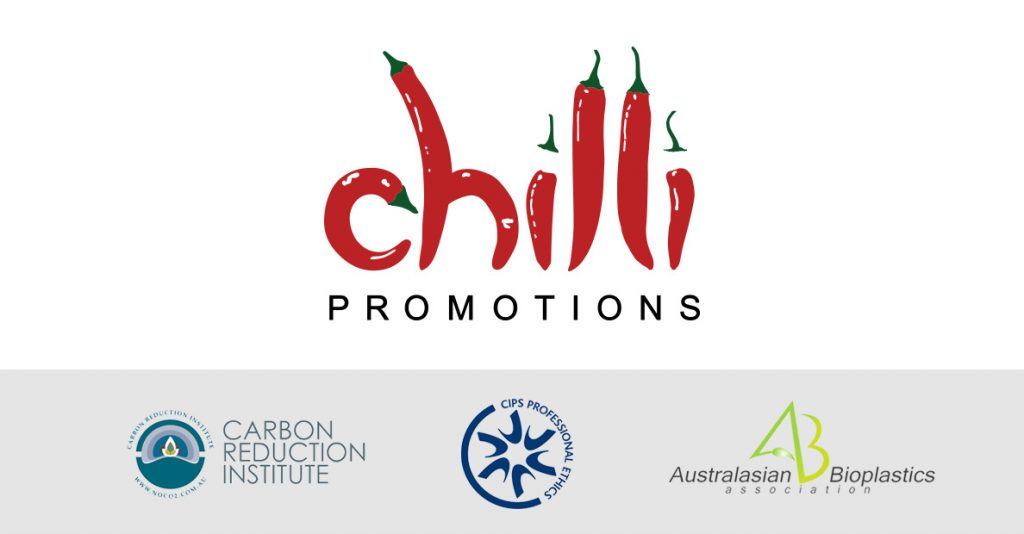 Chilli Promotions, Australia's first 100% carbon offset promo company acquired by the Group